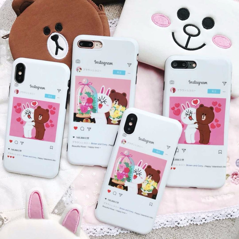 LINE Friends IG Case