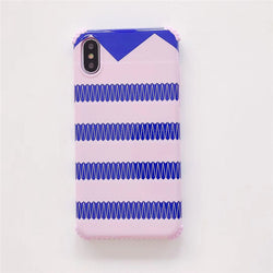 Various Striped Pattern Cases