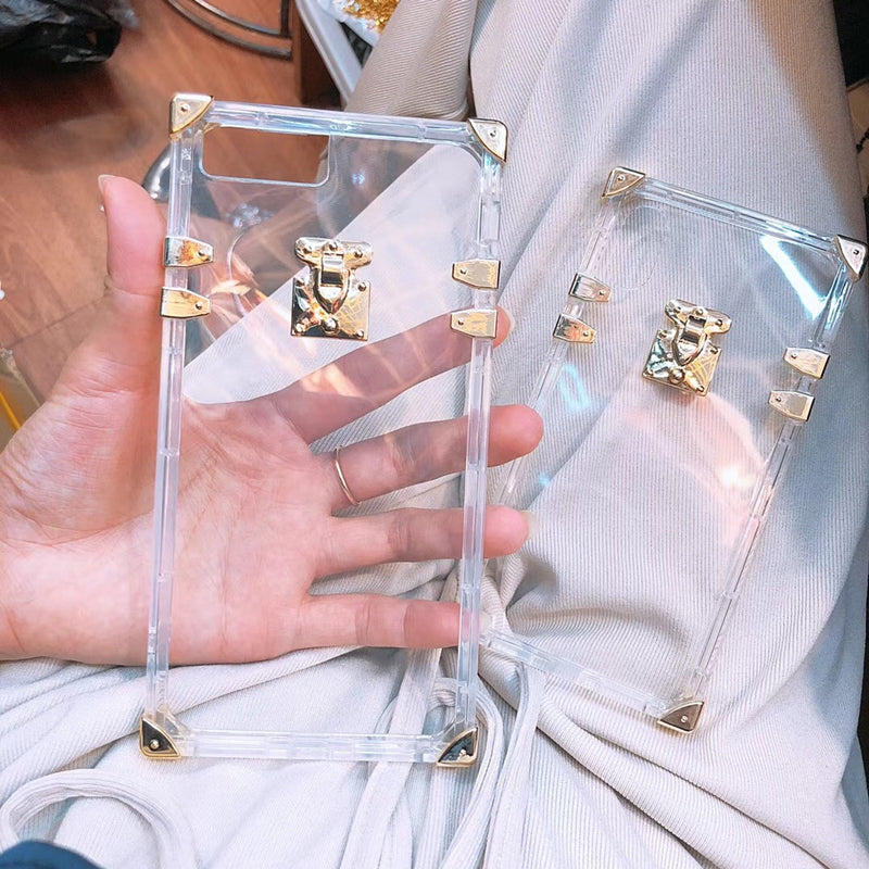 Transparent Chest Case