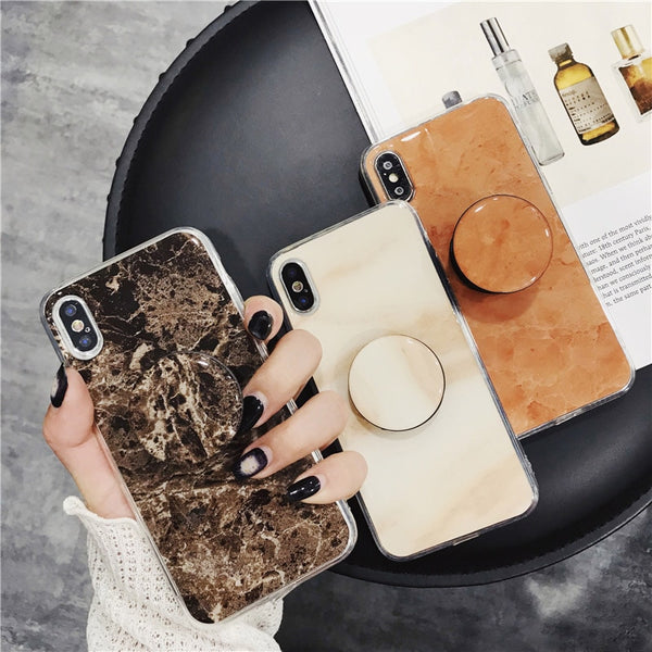 Beige Cases + Free Ring Holder