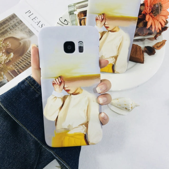 Wiped Out Art Case (Samsung)