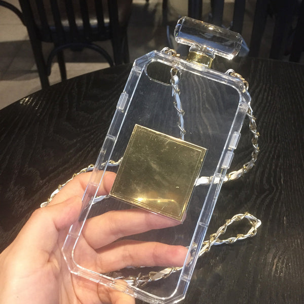 Protective Perfume Bottle Case (iPhone and Samsung)