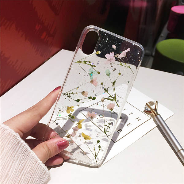 Dried Flower Cases (New iPhones)