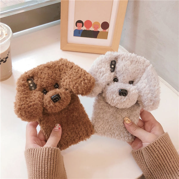 Teddy Dog Case