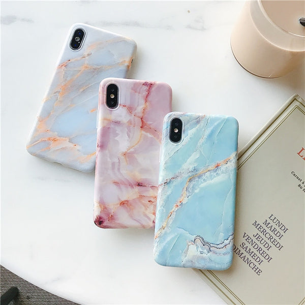 Rocky Marble Case