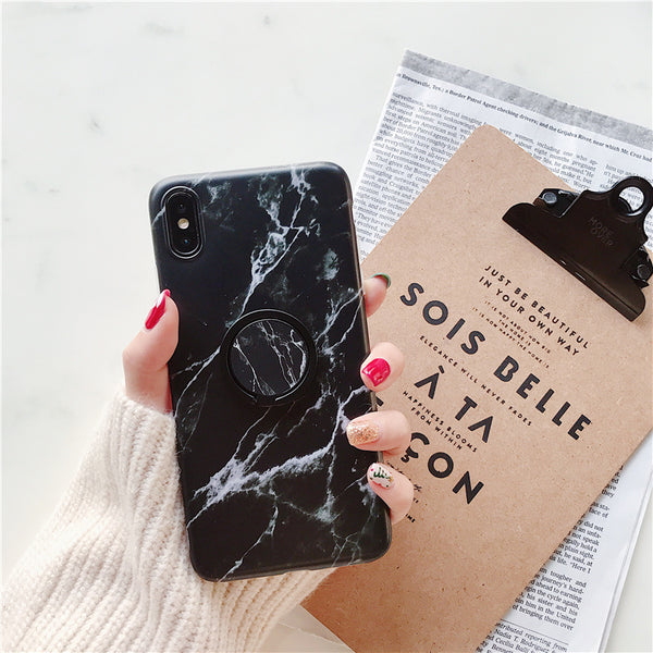 Marble Cases +Free Ring Holder