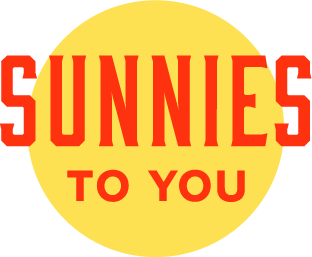 Sunnies to you logo