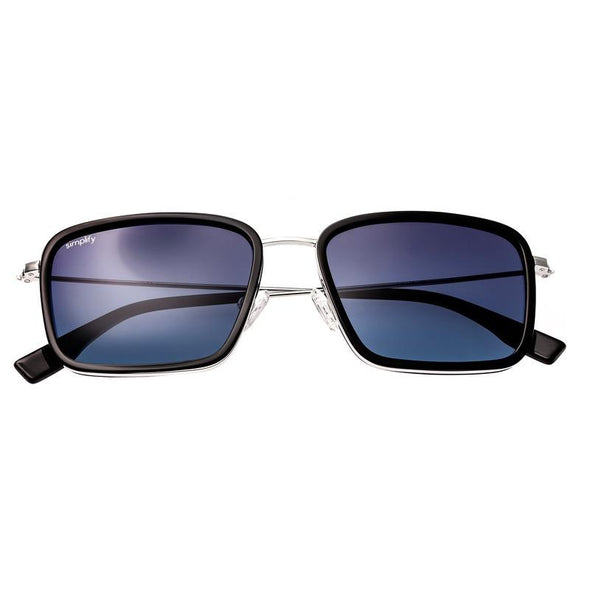 Simplify Parker Polarized Sunglasses - Black/Black SSU103-BK