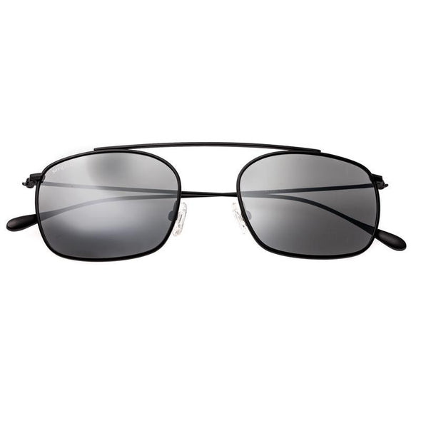 Simplify Collins Polarized Sunglasses - Black/Black SSU104-BK