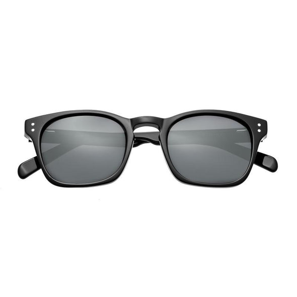 Simplify Bennett Polarized Sunglasses - Black/Black SSU106-BK