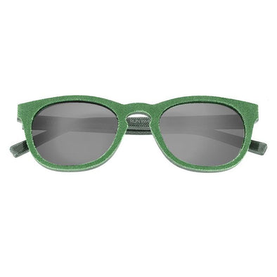 Spectrum North Shore Denim Polarized Sunglasses - Green SSGS130GN