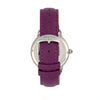 Bertha Dolly Leather-Band Watch - Purple  BTHBS1003
