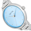 Sophie and Freda Milwaukee Bracelet Watch - Silver/Periwinkle SAFSF5802
