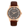Similar product : Bertha Prudence Leather-Band Watch - Brown