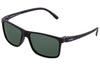 Simplify Ellis Polarized Sunglasses - Matte Black/Black SSU123-GN