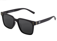 Sixty One Carpi Polarized Sunglasses - Black/Black SIXS109BK