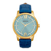 Similar product : Bertha Prudence Leather-Band Watch - Blue