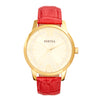 Similar product : Bertha Prudence Leather-Band Watch - Pink