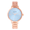 Sophie and Freda Milwaukee Bracelet Watch - Rose Gold/Lavender SAFSF5805