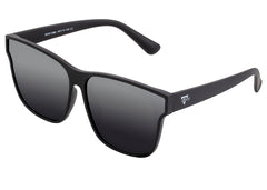 Sixty One Delos Polarized Sunglasses - Black/Black SIXS112BK