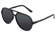 Simplify Spencer Polarized Sunglasses - Gloss Black/Black SSU120-BK