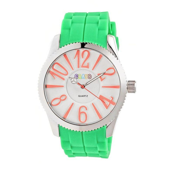 Crayo Magnificent Ladies Watch - Lime CRACR2904