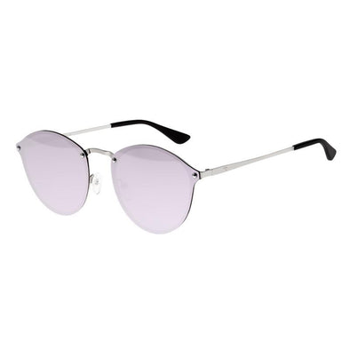 Sixty One Picchu Polarized Sunglasses - Silver/Lavender SIXS143PU
