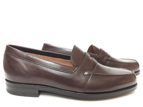 Churston in Dark Oak Calf - 6000