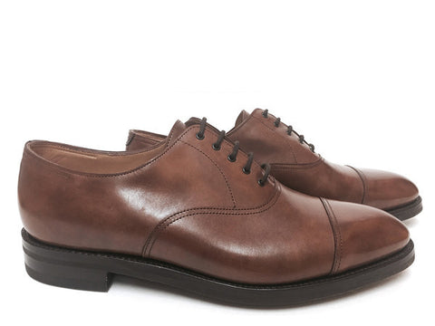 City III in Chestnut Misty Calf - 7000