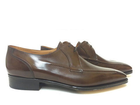 Grafton in Parisian Brown Museum Calf - 8000