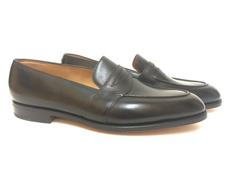 Fencote in Black Calf - 4098