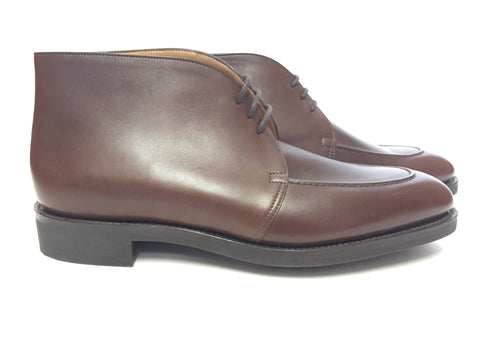 Wareham Boots in Walnut Kendal Calf - 8695