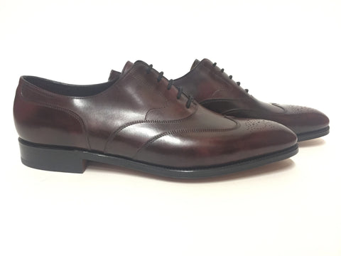 Heath in Plum Museum Calf - 7000