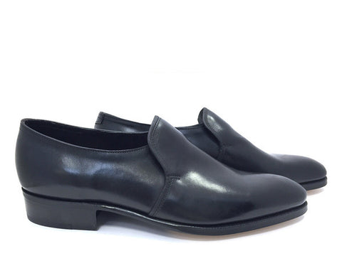 Edward in Black Oxford Calf - 7000