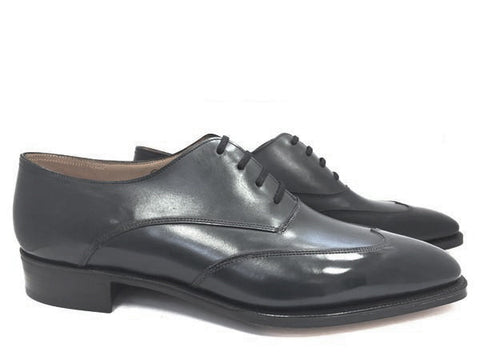 Woodcote in Black Lord Calf - Size 11.5E (Medium)