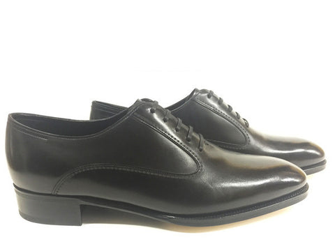 Newby in Black Misty Calf - 7000
