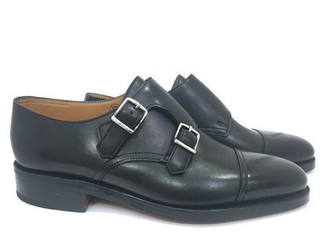 William in Black Calf - 9795
