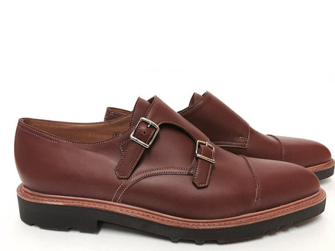 William II in Tan Buffalo with Sar Soles