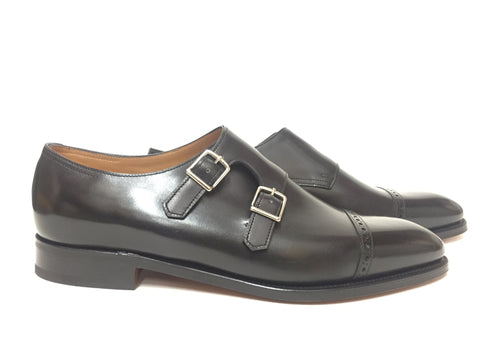 Camborne in Pewter Misty Calf - Size 10E
