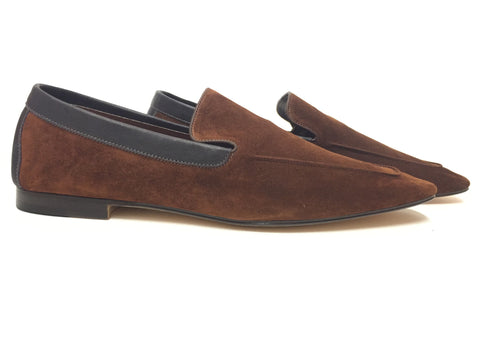JL Lucca for Paul Smith in Slate Suede