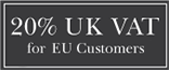 20% UK VAT for EU customers
