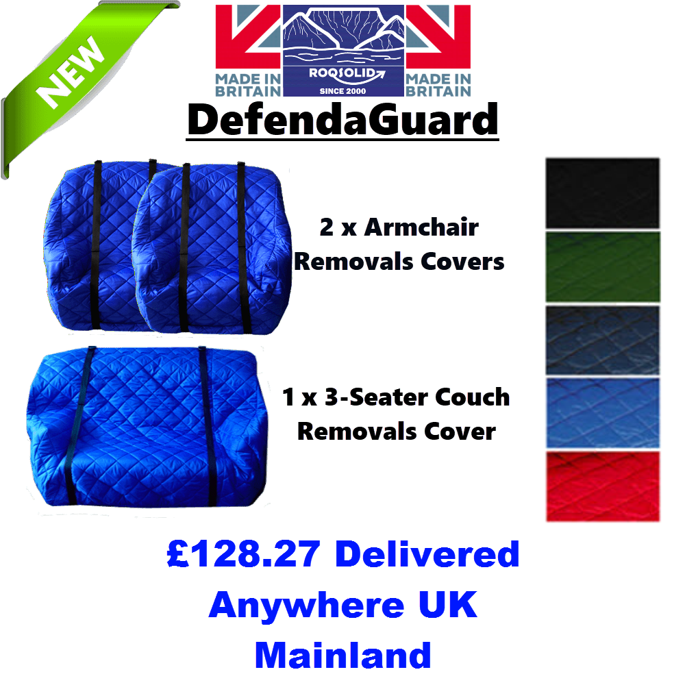 Furniture Removals Kit 4 - DefendaGuard