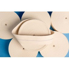 Cotton Tie Webbing 50mm Wide, 20m Per Roll 6 Per Pack - ROQSOLID