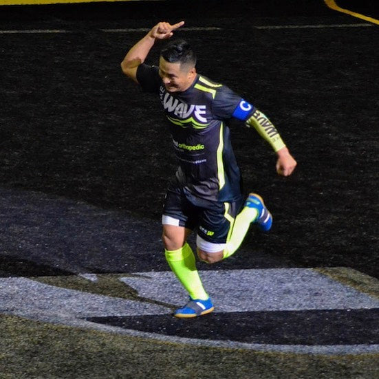 2019 Major Arena Soccer League Champs: Milwaukee Wave's Tenzin Rampa