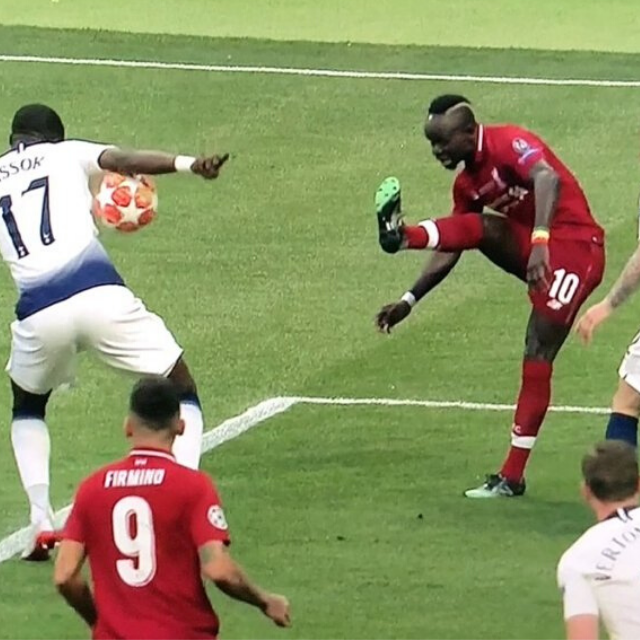 What The Actual Fuck Is A HANDBALL⁉️