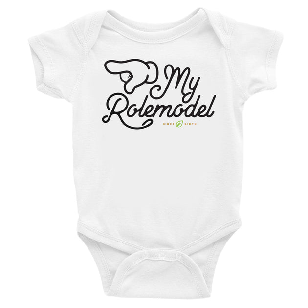 Rolldog - Single Infant bodysuit father and son matching