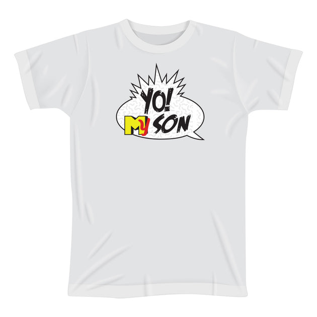 Yo Pops! Single Adult T-shirt