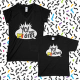 Yo Baby Girl! - Matching Set for Mothers and Daughter