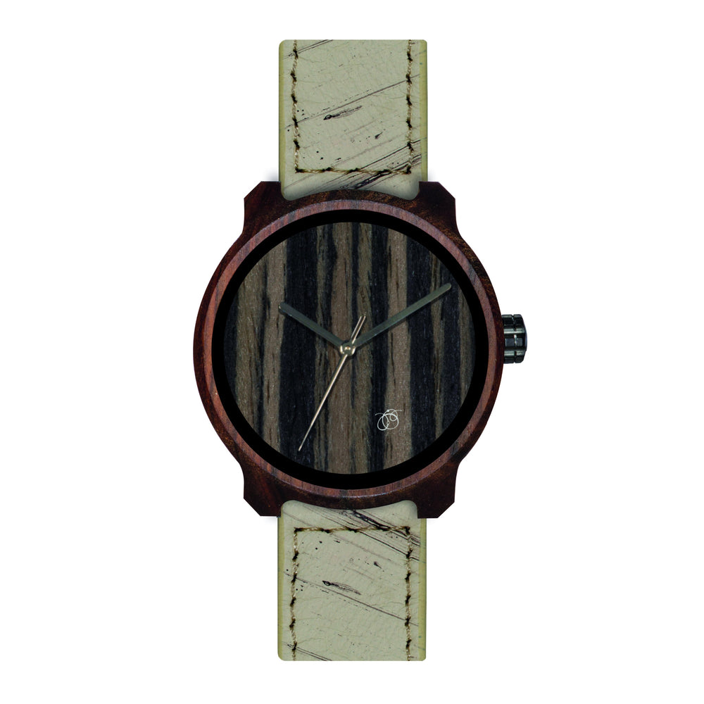 Mistura Marco XL Wood Watch - THE FACTORY 231