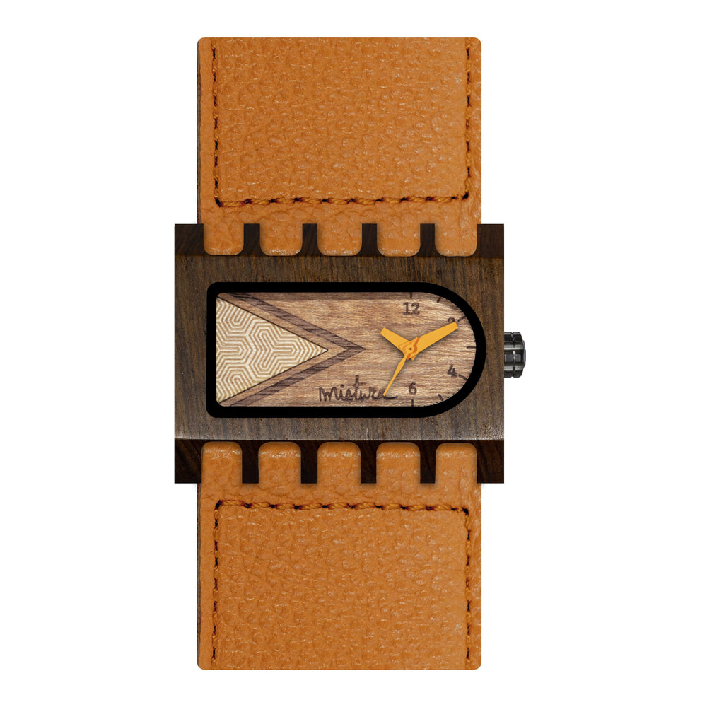 Mistura Ferro Wood Watch - THE FACTORY 231